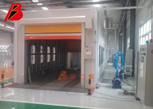 China Auto Car Wash 36.5KW Shower Testing Room / Test Booth on sale