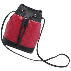 China Wholesales Drawstring Bucket Bags for Women Cute Smart Design Shoulder Purse Sling Bag Low MOQ Require Cheapest Price on sale