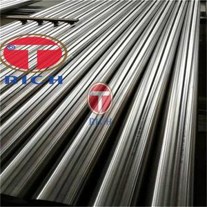 China GB/T14975 304/316 Seamless Stainless Steel Tube Cold Rolled Steel Tube on sale
