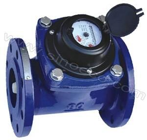 China Removable Element Woltman Flange Bulk Water Meter WPH on sale