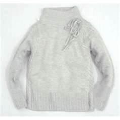 China Beauty Knitted cotton kids western wear,pullover sweater wear, hand knitted sweaters on sale