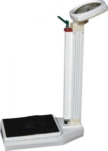 China Alloy Steel Mechanical Body Scale , 950 X 300 mm 120kg Health Weighing Scales on sale