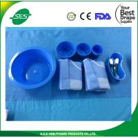China Nonwoven Disposable Sterile Surgical Angiography Drape Kits, Angio Kits on sale