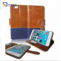Genuine Leather Mobile Case for iPhone 6 Plus (LC-C003-B)