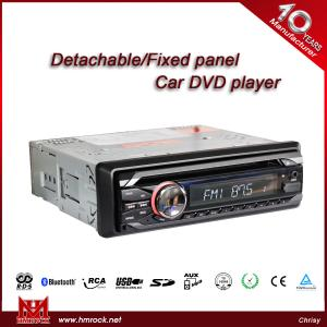 China Detachable Car DVD player with USB/SD card slot & AUX input,single din,DVD/CD/CD-R/CD-RW/MP3 player(Model:V-8980D) wholesale