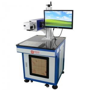 China Environmental Protection Co2 Laser Engraver Machine Blue Color For Furniture CE on sale