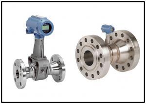 China Smart Fluid Diagnostic Pressure Temperature Transmitter Rosemount 8800 Vortex Flow Meter on sale