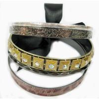 metal bangle set