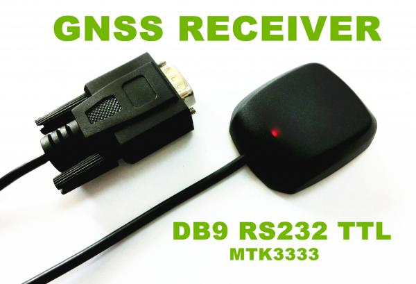DB9 RS232 GNSS receiver GPS/GLONASS RECEIVER MOUSE GLONASS