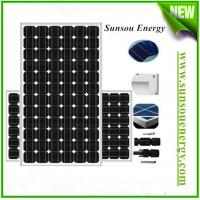 320w mono solar panel / solar module mono-crystalline quality approved for cheap sale