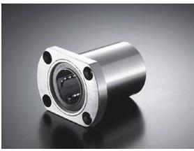 China Japan NSK Bearings / IKO,THK Linear Motion Bearing LMH10UU With Sqaure Flange on sale