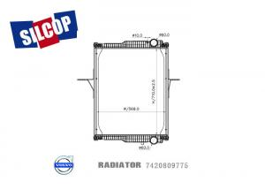 volvo radiator 7420809775 for sale – volvo oem parts manufacturer
