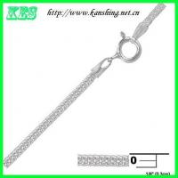 foxtail chain fashion jewelry accessories