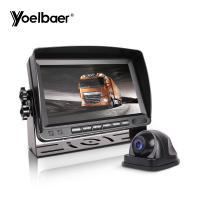 High Brightness Vehicle Reversing Camera Kits Bus DVR Camera And Monitor