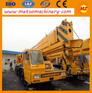 China Japan made used/second hand Tadano truck crane GT250E in shanghai for construction on sale