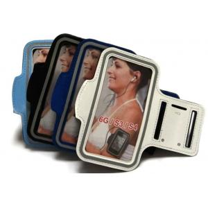 China Neoprene Sport Gym Running Arm Band Armband Case/cover holder on sale