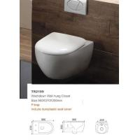 China China Perfect explanation of modern simplicity wall hung mounted toilet WC Pan 2018 on sale