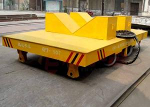 China Heavy industrial worskhop steel structure handling steel pipe transfer on tracks on sale