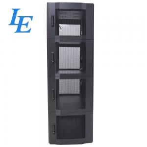 China Network Server Rack Cabinet Nine - Folded Degree Of Protection IP20 Exquisite on sale