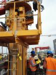 Industrial Concrete Placing Boom Tower Boom Pump 5m 8m 10m Column Length
