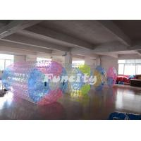 Various Colors Walk on Water Inflatable Water Roller 1.0mm TPU material