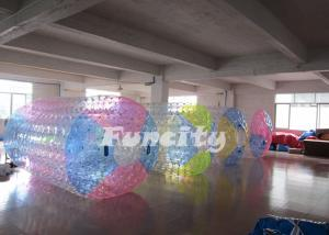 China Various Colors Walk on Water Inflatable Water Roller 1.0mm TPU material on sale