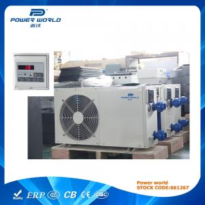China Efficient Energy Saving Swimming Pool Heater Pump Thermostat System on sale