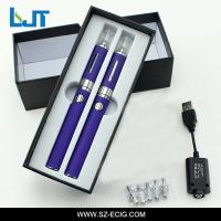 China hot selling evod e cig china manufacturer evod kit electronic cigarette,evod double kit on sale
