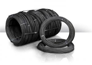 China 1.6mm Diameter Metal Wire Series Soft Black Annealed Iron Wire Low Carbon Steel on sale