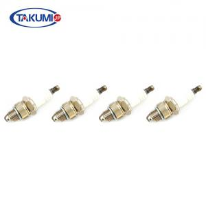 China Platinum and iridium car spark plug match for Denso SK16R11/NGK IFR5A11 power performance on sale