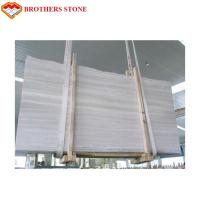 China 2018 Big Fire Sale White Wood Graining Marble on sale