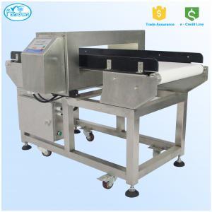 China FDA Conveyor Belt Food Grade Metal Detectors Metal Detector Used In Food Industry on sale