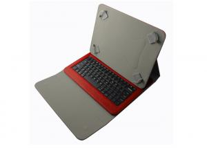 China Universal Leather 9 Inch Tablet Case With Bluetooth Keyboard For Android Tablets on sale