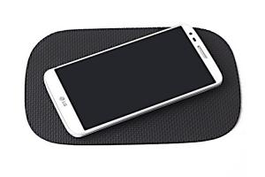 China Minimalistic Anti Slip Mat For Car , Dashboard Adhesive Pads Removable Type on sale