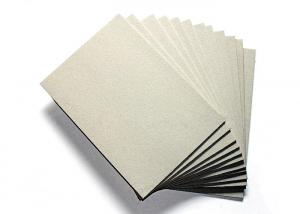 China Quality recycled Grey Chipboard for gift boxes FSC certificate on sale