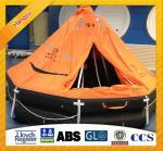 Tipo 16 balsa salvavidas inflable de la hidráulica de las personas