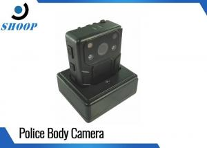 China Audio Law Enforcement Body Worn Camera Night Vision Waterproof 2 IR Lights For Police on sale