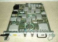 China 16MB Used Cisco Equipment  OC192POS-VSR with layer 3 Cache STM64c Line Card on sale