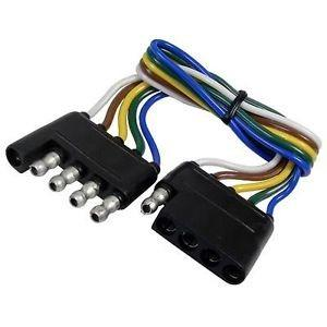 Trailer Wire Universal Wiring Harness Harness Utilizing For ... on honda spirit had light wiring harness, dune buggy wiring harness, honda spirit headlight wiring harness, chopper wiring harness, venom motorcycles wiring harness,