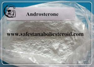 China Androsterone Anti Estrogen Raw Steroids White Crystalline Powders CAS 53-41-8 supplier