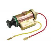 China ESQ6112 12V Universal Car Cigarette Lighter Fire Power Plug Socket Automatic on sale