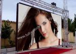 Customized Rental Led Display Screen , Led Flexible Screen Ultra Thin