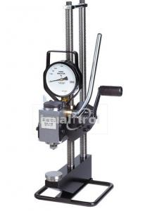 China Hydraulic Portable Brinell Hardness Tester with Max Vertical Height 320mm Test Force 3000Kgf on sale