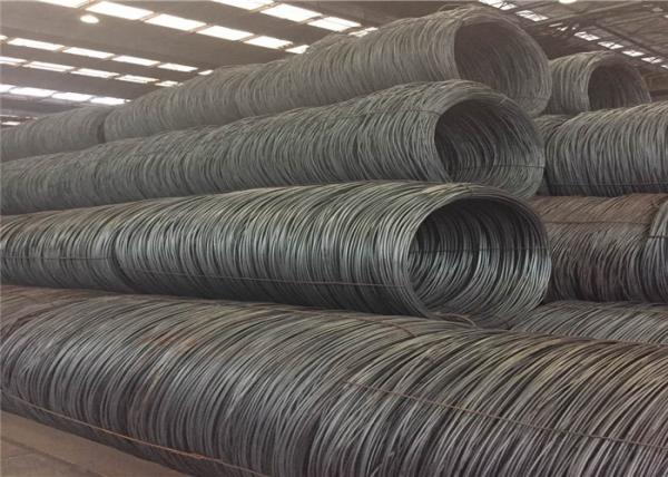 ISO 9001 Round Carbon Steel Wire Rod For Drawing or Wire Mesh for ...