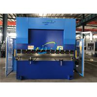 High Precision Servo CNC Press Brake 100 Ton 2500mm For Stainless Steel Export Mexico