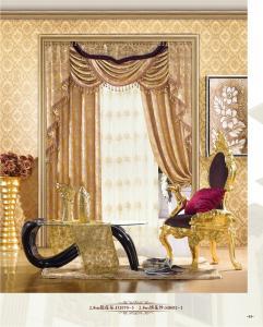 Quality Blackout Jacquard Turkish Curtains For Sale