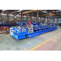 China Q235 Steel Coil 3.0mm C Z Purlin Roll Forming Machine on sale