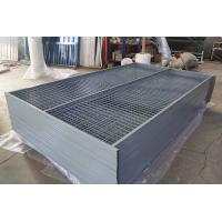 China Made in China pvc coated temporary fence panels for USA and Canada Rent Fence Business on sale
