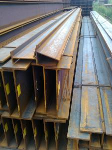 China S Steel beam Arched Zinc Hot Rolled Steel Beam For For Universal And Bridge on sale