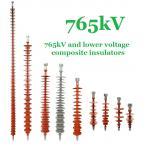 изолятор полимера 765 kV составной, изоляторы передающей линии IEC стандартные